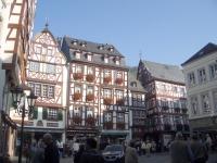 Historischer Marktplatz von Bernkastel